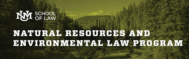 Natural Resources and Environmental Law Program