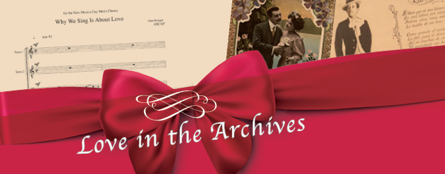 Love in the Archives 2019