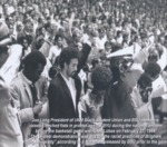 Black Student Union Protests BYU, 2/27/1969.