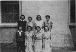 Officers, Associated Women Students, 1940 by Associated Women Students