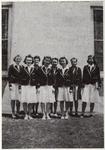 Mortar Board Society, Maia Chapter, 1941, University of New Mexico by Mortar Board Society