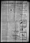 La Bandera Americana, 08-10-1901 by M. Salazar y. Otero
