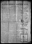 La Bandera Americana, 08-24-1901 by M. Salazar y. Otero