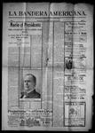 La Bandera Americana, 09-14-1901 by M. Salazar y. Otero