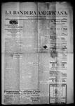 La Bandera Americana, 09-21-1901 by M. Salazar y. Otero