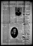 La Bandera Americana, 02-27-1903 by M. Salazar y. Otero