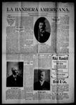 La Bandera Americana, 03-06-1903 by M. Salazar y. Otero