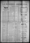 La Bandera Americana, 03-27-1903 by M. Salazar y. Otero