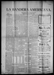 La Bandera Americana, 04-03-1903 by M. Salazar y. Otero