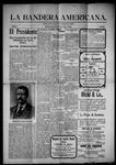 La Bandera Americana, 05-08-1903 by M. Salazar y. Otero