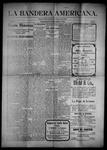 La Bandera Americana, 05-15-1903 by M. Salazar y. Otero