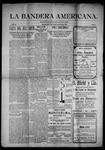 La Bandera Americana, 08-14-1903 by M. Salazar y. Otero