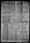 La Bandera Americana, 08-28-1903 by M. Salazar y. Otero
