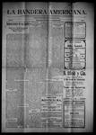 La Bandera Americana, 09-11-1903 by M. Salazar y. Otero