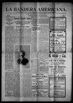 La Bandera Americana, 09-18-1903 by M. Salazar y. Otero