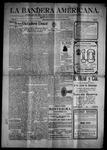La Bandera Americana, 09-25-1903 by M. Salazar y. Otero