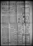 La Bandera Americana, 10-01-1903 by M. Salazar y. Otero