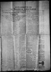 La Bandera Americana, 10-09-1903 by M. Salazar y. Otero