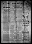 La Bandera Americana, 10-16-1903 by M. Salazar y. Otero