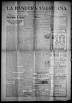 La Bandera Americana, 10-23-1903 by M. Salazar y. Otero