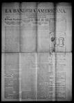 La Bandera Americana, 11-06-1903 by M. Salazar y. Otero