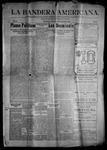 La Bandera Americana, 11-20-1903 by M. Salazar y. Otero