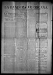 La Bandera Americana, 11-27-1903 by M. Salazar y. Otero