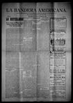 La Bandera Americana, 12-11-1903 by M. Salazar y. Otero