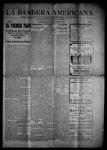 La Bandera Americana, 12-18-1903