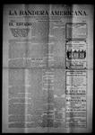 La Bandera Americana, 12-25-1903 by M. Salazar y. Otero
