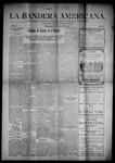 La Bandera Americana, 01-08-1904 by M. Salazar y. Otero
