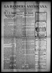 La Bandera Americana, 01-15-1904 by M. Salazar y. Otero