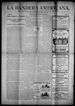 La Bandera Americana, 02-05-1904 by M. Salazar y. Otero