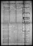 La Bandera Americana, 03-04-1904 by M. Salazar y. Otero