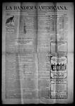 La Bandera Americana, 03-11-1904 by M. Salazar y. Otero