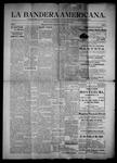 La Bandera Americana, 08-18-1905 by M. Salazar y. Otero