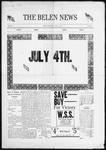 Belen News, 07-04-1918