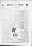 Belen News, 08-15-1918