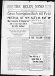Belen News, 09-05-1918