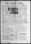 Belen News, 05-28-1921 by The News Printing Co.
