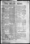 Belen News, 07-30-1921 by The News Printing Co.