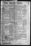 Belen News, 08-06-1921 by The News Printing Co.
