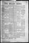 Belen News, 08-13-1921 by The News Printing Co.