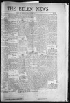 Belen News, 08-20-1921 by The News Printing Co.