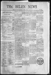 Belen News, 10-01-1921 by The News Printing Co.