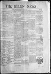 Belen News, 10-08-1921 by The News Printing Co.