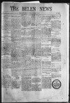 Belen News, 10-29-1921 by The News Printing Co.