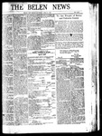 Belen News, 04-21-1923 by The News Printing Co.