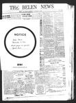 Belen News, 11-11-1922