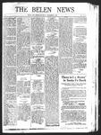 Belen News, 12-09-1922
